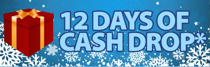 12 Days Cash Drop at Sapphire Rooms Casino