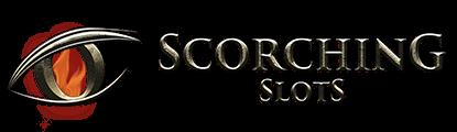 Scorching Slots Casino Logo Linear