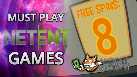 Video Top 5: The 5 Best NetEnt Slots You Should Play Right Now