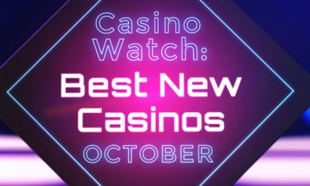 Casino Watch Video: The 3 Best New Casinos To Play This October
