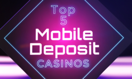 Video: 5 Best Mobile Deposit Casinos — Pay And Play On Your Mobile