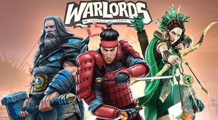 Warlords: Crystals of Power NetEnt