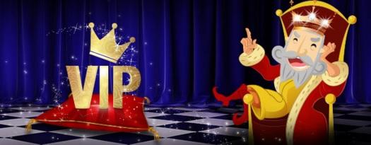 AceKingdom Casino VIP Banner