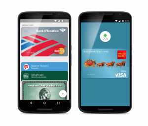 android pay casino depositing