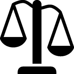 Balanced Scale Icon