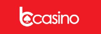 bCasino Logo Linear
