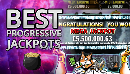 Top 5 Video — The 5 Best Progressive Jackpot Slot To Play For Big Money