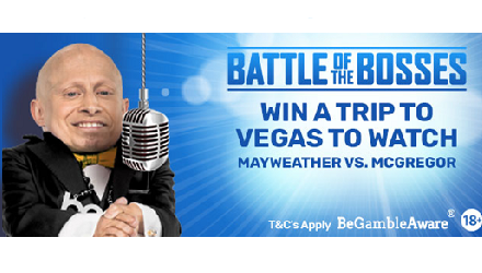 Win A Luxury Trip To Las Vegas At BGO This Week
