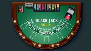 blackjack insurance pays 2 to 1