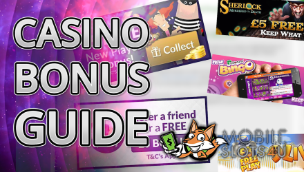 Video Guide: Most Popular Casino Bonuses For New Players Explained