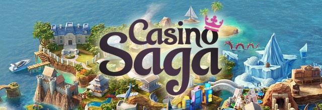 Casino Saga Logo