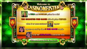 Casinomeister Paytable