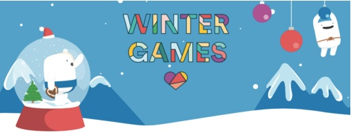 Casumo Winter Games 2015 Banner