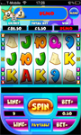 Cat and Mouse mobile slot from mfortune screenshot