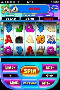 cat and mouse mobile slot