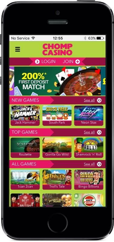 Top List of / 1 Deposit Casinos