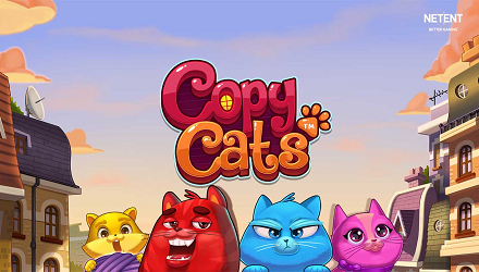 CopyCats Mobile Slot By NetEnt — An In-Depth Review