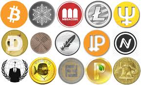 Cryptocurrencies Logo