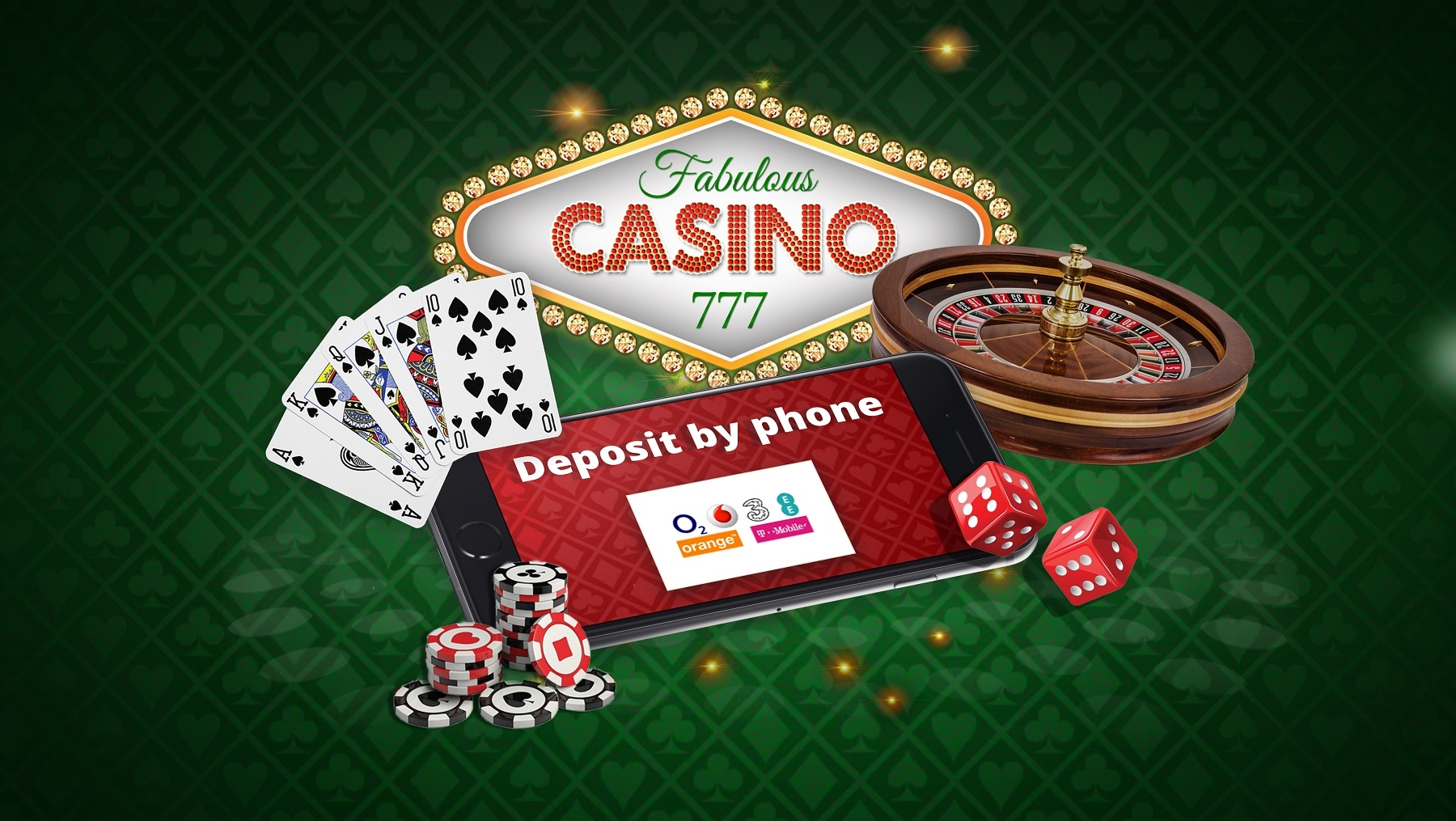 Top Pay by Phone Casinos
