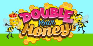 Double Your Honey mFortune Slot Logo