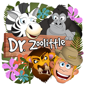 Dr Zoolittle Slot Logo PocketWin Casino