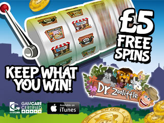 Dr Zoolittle Slot PocketWin Promotion Banner