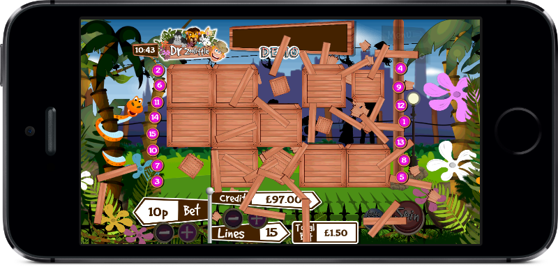 Pocketwin games 3d
