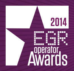 EGR Awards Logo