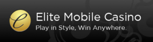 Elite Mobile Casino Logo