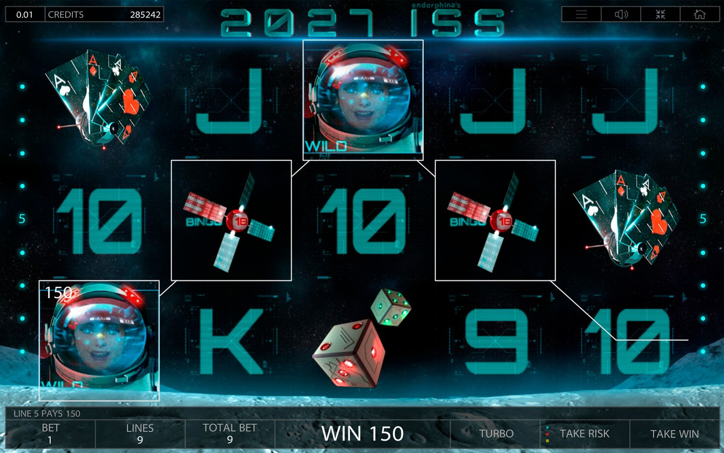 New 2027 ISS Slot Launched By Endorphina