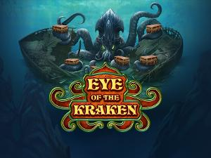 Eye of the Kraken Slot Logo