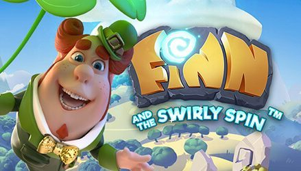 NetEnt's Finn And The Swirly Spin Launches In Three Days