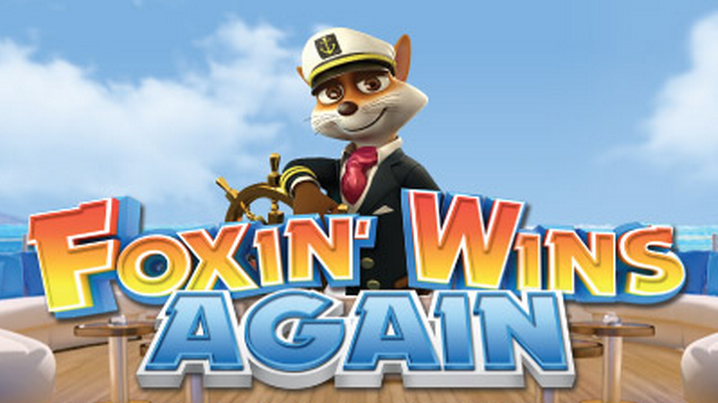 Foxin WIns Again Logo