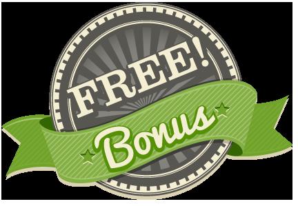 Free Bonus Sign