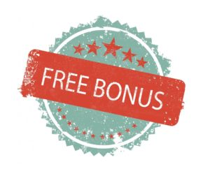 Free Bonus Textured Sign