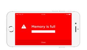 Full Memory Smartphone