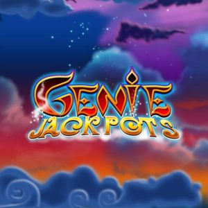 Genie Jackpots Slot Logo