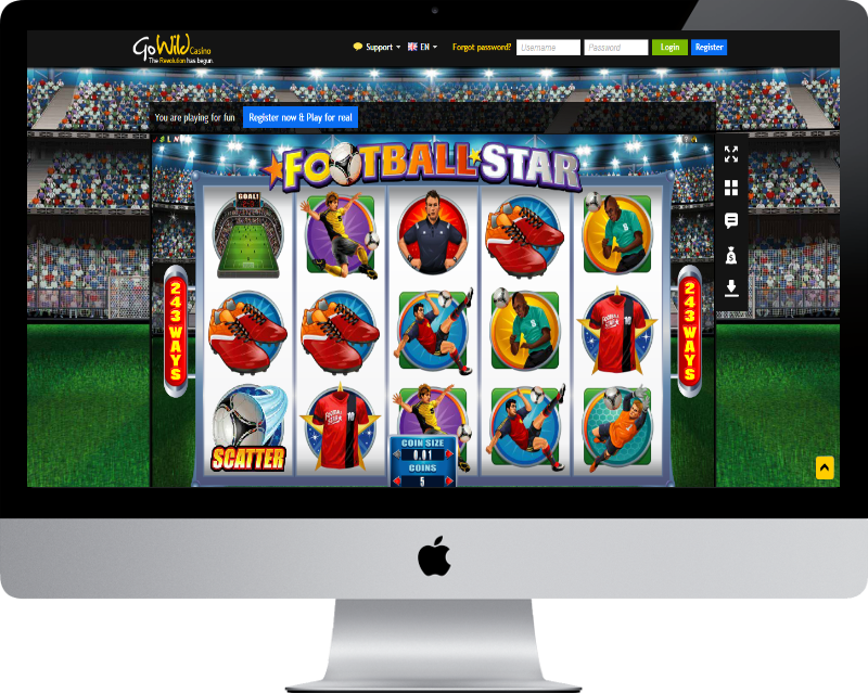 go wild casino free download
