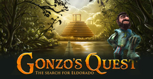 Gonzo's Quest Slot by NetEnt - Logo