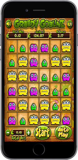 Greedy Goblinz Mobile Screenshot