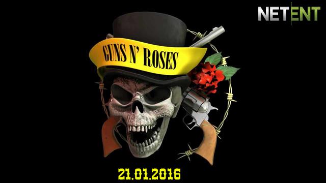 Guns N Roses NetEnt Slot Release