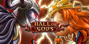 Hall of Gods Touch Logo