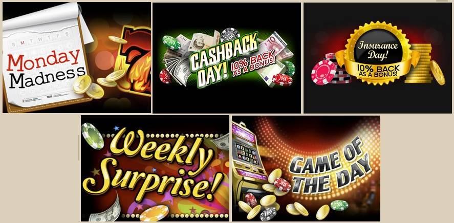 HIppozino Casino Promotions Banner