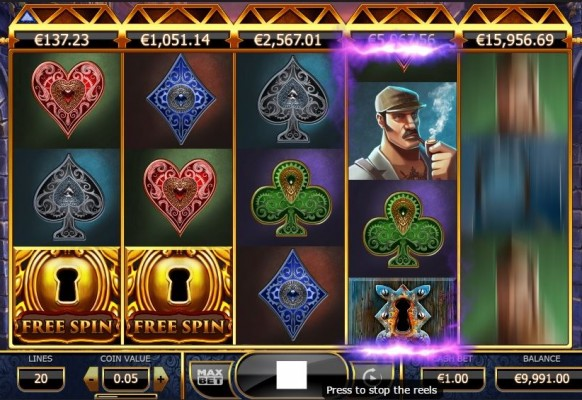 Holmes and the Stolen Stones Slot by Yggdrasil – Extra Spins