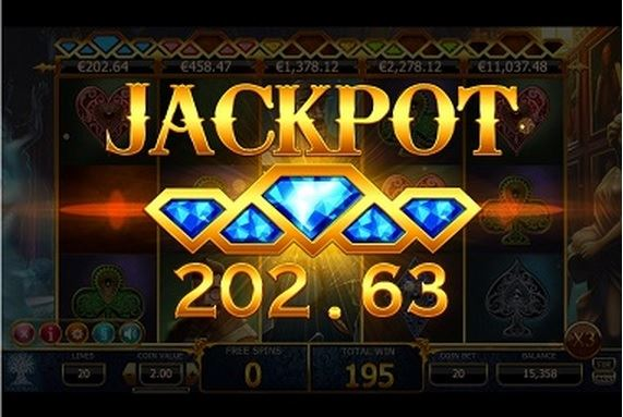 Holmes and the Stolen Stones Slot by Yggdrasil - Jackpot