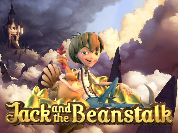 Jack and the Beanstalk Slot Game Logo