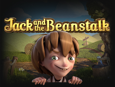 Jack and the Beanstalk slot By NetEnt - Logo