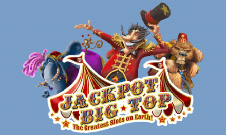 Slot Review: Jackpot Big Top Mobile Slot From Mr Spin — Free £5!
