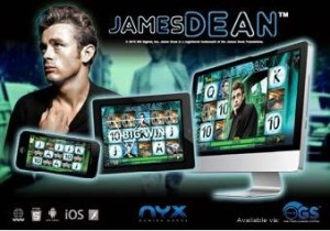 James Dean slot by NextGen Gaming - Launch