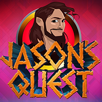 Jason's Quest by Genesis Gaming Mobile Slot Logo